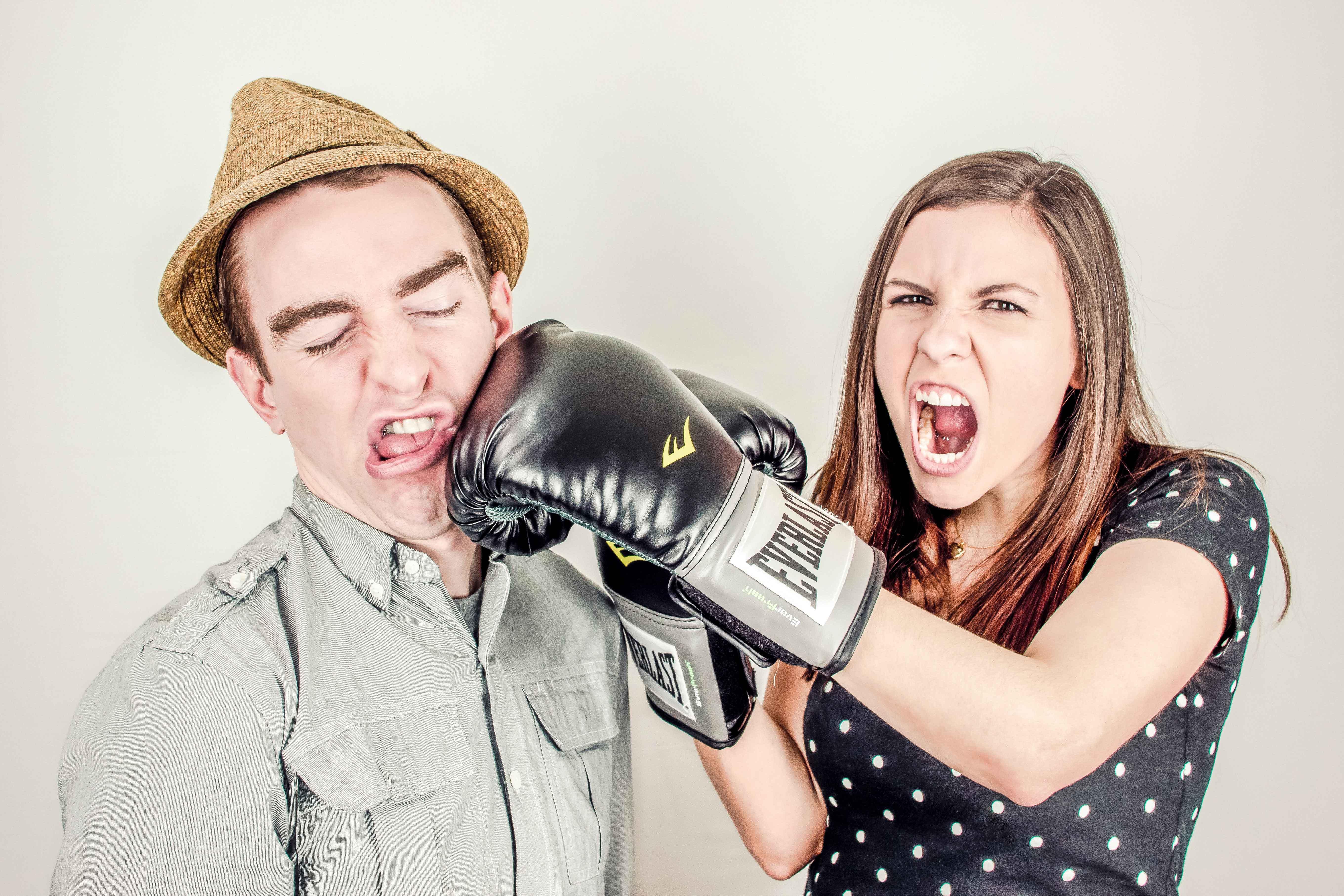 Konflikte mit Kollegen