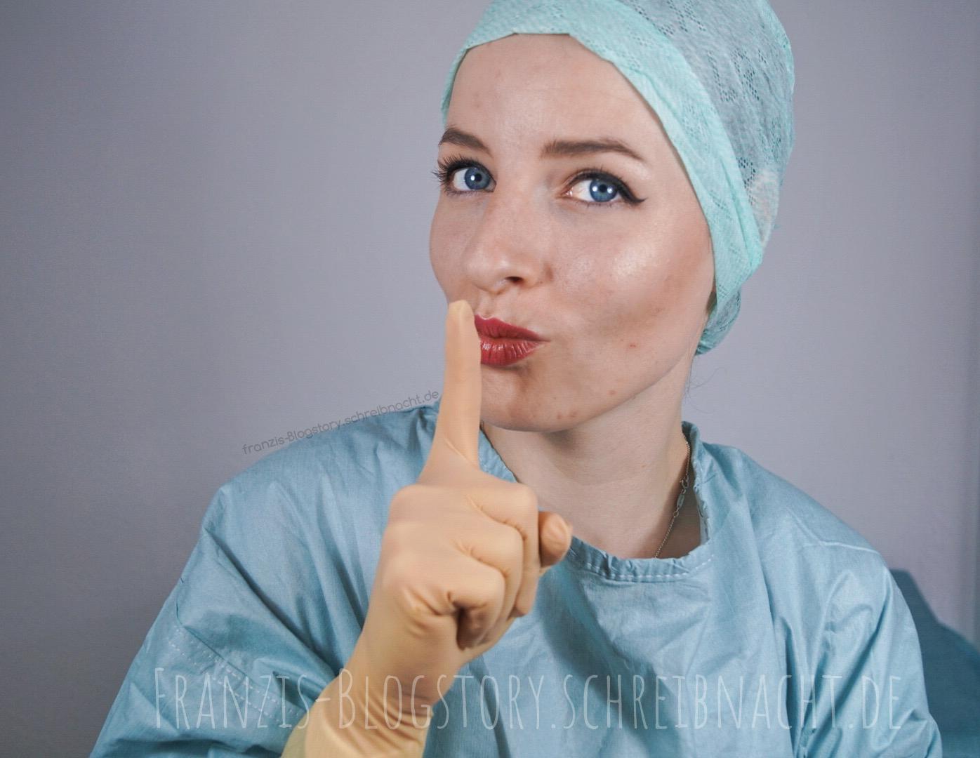 Pssst: Habt Ihr schon mal von diesen Vorurteilen zu (OP-) Pflegekräften gehört? franzis-Blogstory.schreibnacht.de