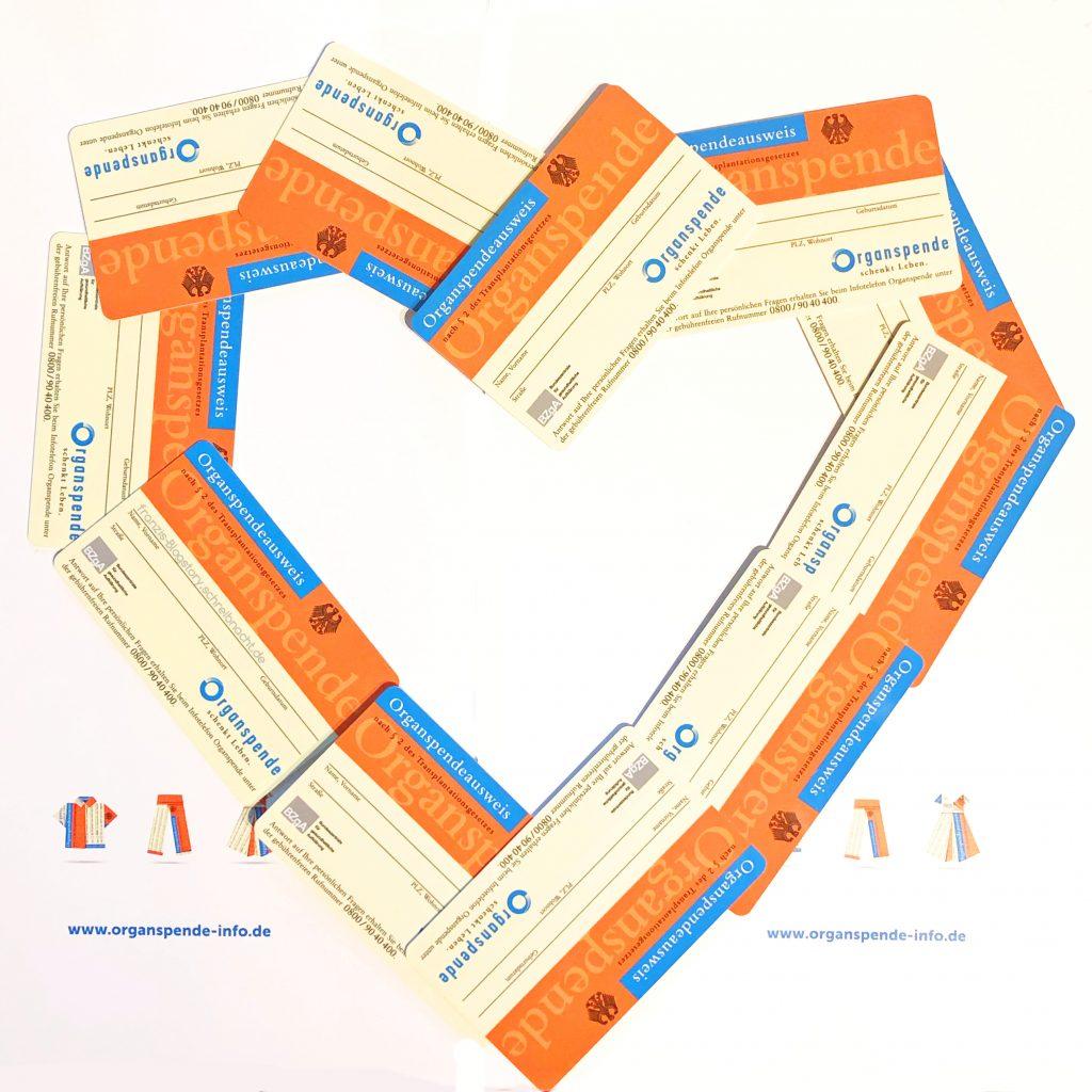 Organspende - Helfen kann jeder! franzis-Blogstory.schreibnacht.de