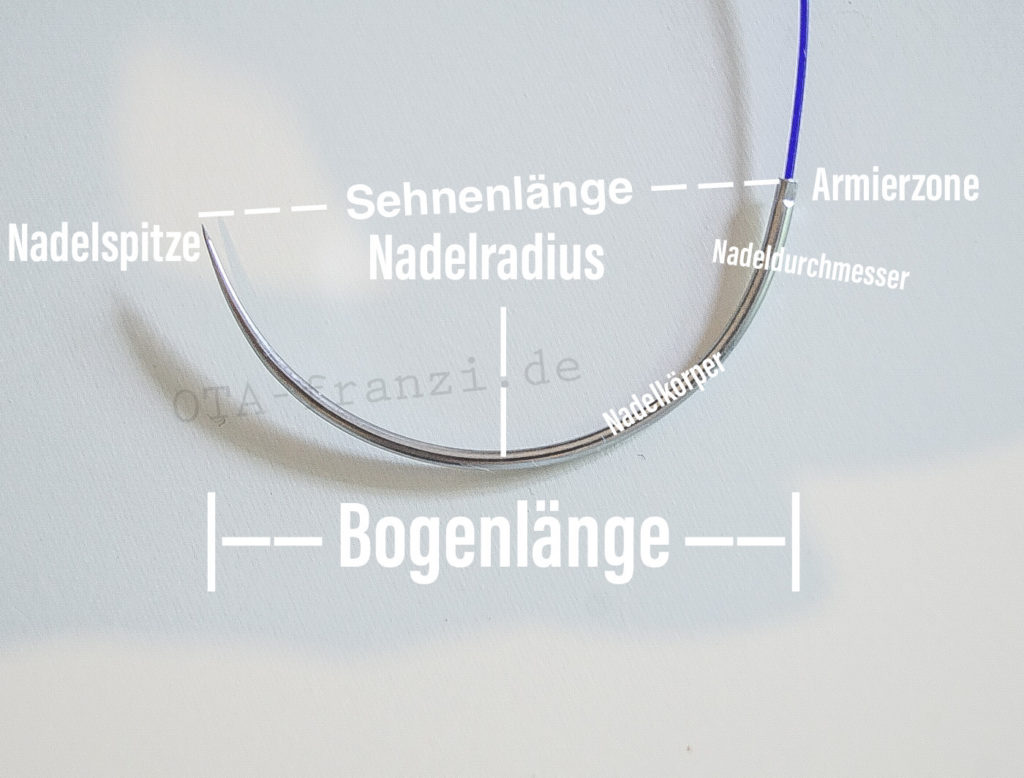 Die chirurgische Nadel - OTA-franzi.de